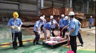 众志成城其利断金 ——欧宝体育竞猜船动抗台风纪实