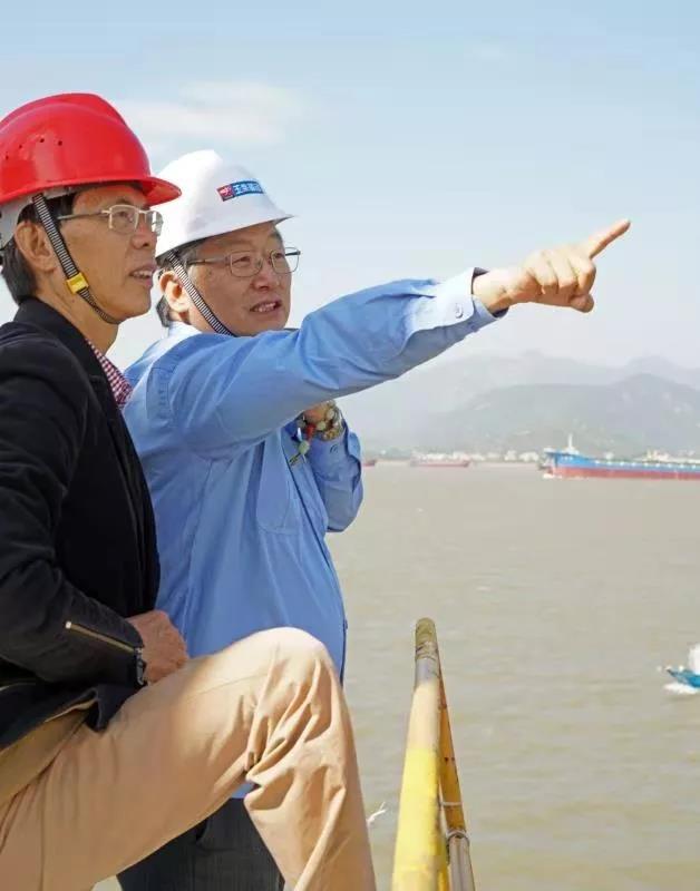 """为世界船舶提供""""中国心"""" ─中国船舶工业行业协会常务副会长吴强一行到访我司"""